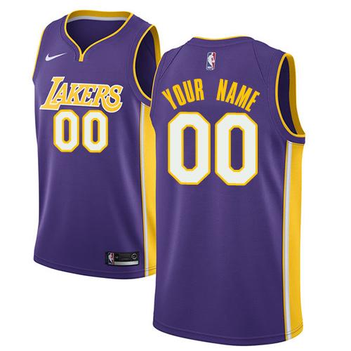 custom lakers jersey